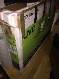"""JVC 40"""" LED TV - LT-40DG51J - 2 available"""