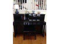 Yamaha b2E upright Piano