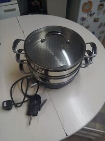 Prestige Food steamer
