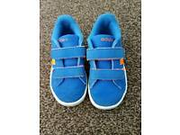 Adidas infant trainers size 6