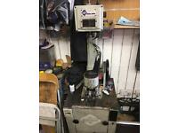 Shoe repair shop lease with all machines
