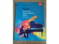ABRSM piano grade 6 sight reading