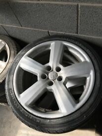 Rs6 alloy wheels