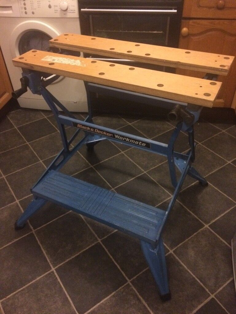 Black & Decker Workmate for sale, used, Llanishen, Cardiff