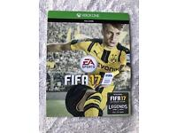 Xbox one fifa 17 Download code