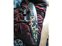 "Original Skateboards Longboard, 92cm/36"" deck, pintail"