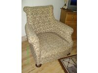 Victorian Ladies Armchair