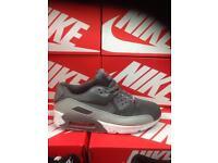 Grey & LT Grey Nike Trainers Brand New Size 11