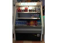 Commercial drinks fridge chiller