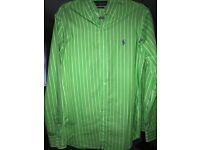 """Men's Ralph Lauren Shirt - Small """"Custom Fit"""""""