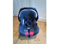 Graco Baby car seat for 0 to 12month old, 3 to 10kg