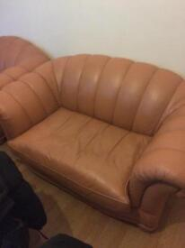 Chesterfield 2 seater 1 seater