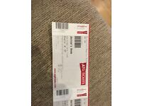 3 Tickets for Justin's Band, Sunderland Empire 8th April