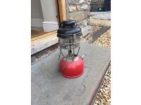 Vintage Paraffin Lamp