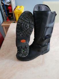 Altberg waterproof motorcycle boots