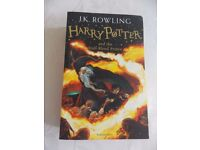 harry potter complete set of paperback books and one extra