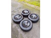 Stuttgart st7 alloy wheels