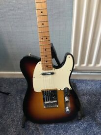 Fender Telecaster Mexican Standard