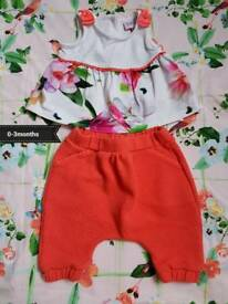 0-3months Ted Baker girls