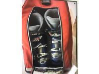 Ski boots Head EZon in bag Uk 5.-5.5