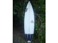 "Surfboard Al Merrick Collectors Jordy Smiths Personal 6'3"" . 19 3/16"" . 2 1/2"""