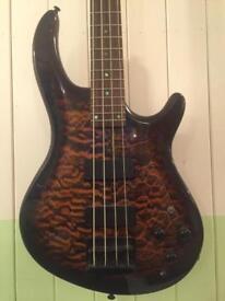 Dean Edge Active Bass Guitar