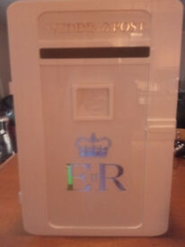 Wedding Letter Box (White)