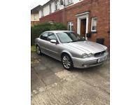 Jaguar manual 3ltr sport 2002