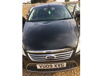 Ford Mondeo 2 L gear diesel service history all old MOT is to prove miles
