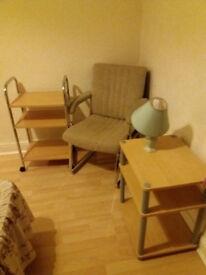 Bedroom furniture - bundle