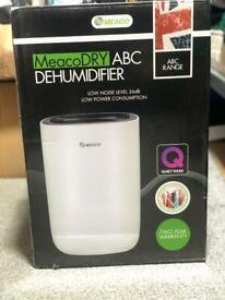 MeacoDry ABC Dehumidifier 10L White