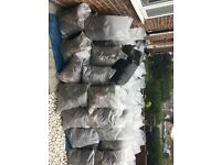 Free top soil in bags