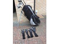 Wilson MOI Golf Club Set (Steel/Graphite)