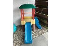 Free toddler slide - (possibly gone tomorrow)