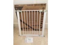 safety gate argos code 913 9934 just a couple of months old