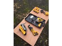 Dewalt 18v cordless saws