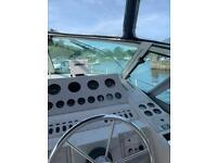 Cruiser international 2870 5 berth boat & mooring 4 sale