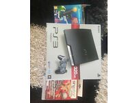 PS3 FULL PACKAGE INCLUDING GAMES!!