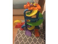 Little people fisher price car play
