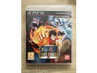 One Piece Pirate Warriors 2 {PS3 - Used}