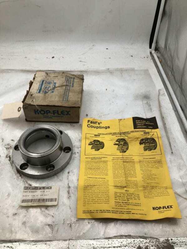 """KOP-FLEX 302103 2"""" Gear Coupling Sleeve; Type BS -NIB"""
