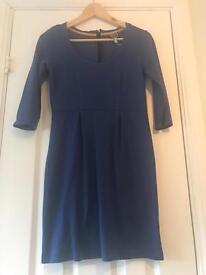 Joules size 8 blue dress