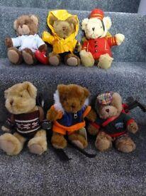 The Teddy Bear Collection Bears