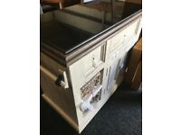 New solid kitchen ISLAND MARBLE TOP-RRP 750, now 330