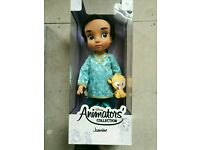 Disney Animators Collection Mint Condition Jasmine