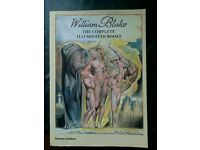 William Blake the complete illuminated book