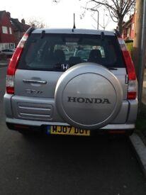 Honda CR V VTEC 2007 Petrol Auto Estate