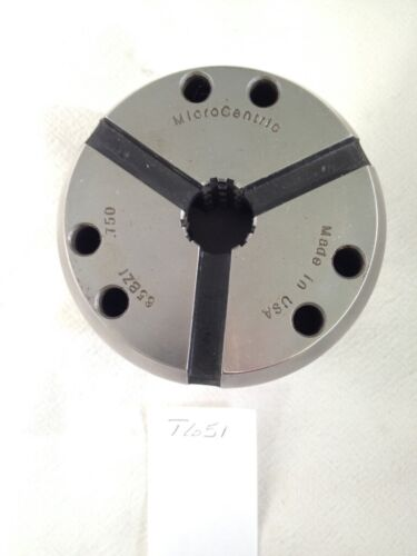 "Microcentric COLLET 65BZI .750"" SERRATED MACHINE COLLET. AMAZING CONDITION."