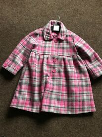Girls coat aged 2-3yrs