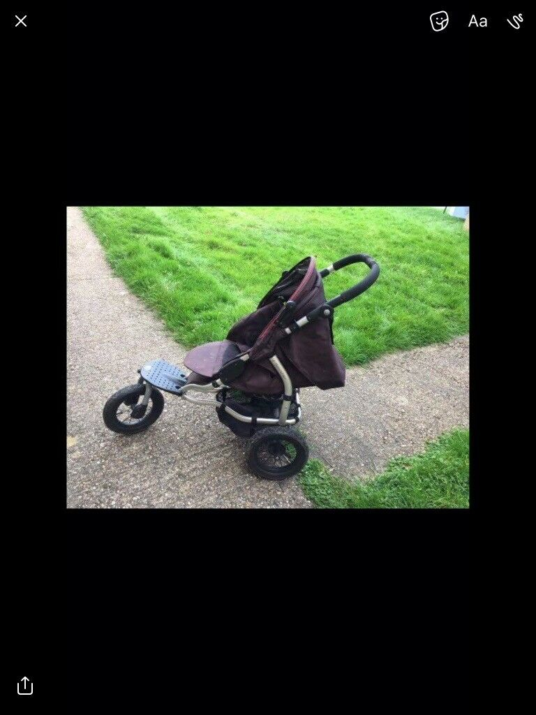 Buggy pram pushchair